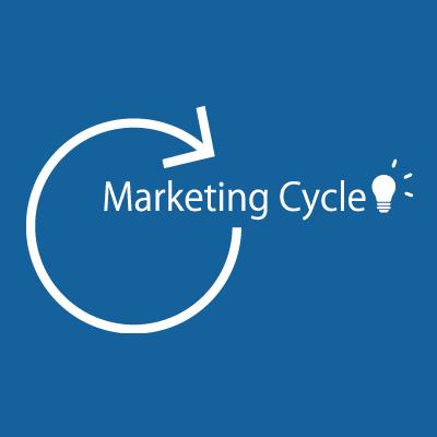Marketing Cycle  [ロゴ・名刺デザイン]